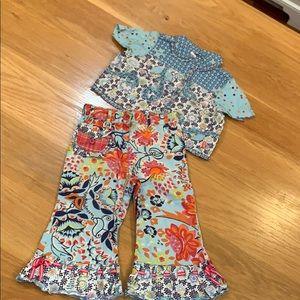 OILILY Top & Pants Set ~Euro Brand ~Size 1-2 😍
